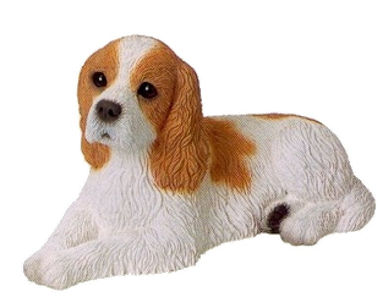 Figurines | Dog Sculpture King Charles Cavalier Gifts and Collectibles