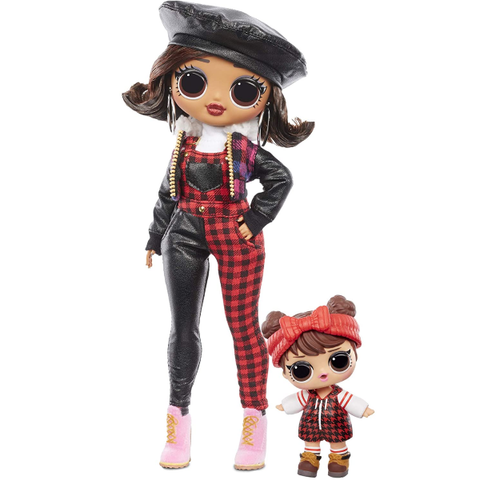 Winter Chill Camp Cutie Fashion Doll & Babe in The Woods Doll with 25 Surprises