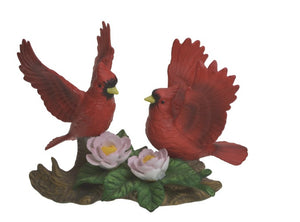 Wildlife Figurines | Cardinal Birds Figurine