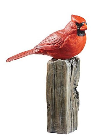 Wildlife Sculpture | Cardinal Sculpture by Randal Martin
