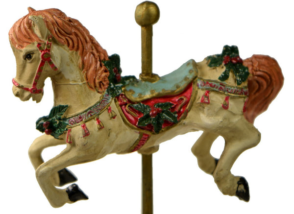 Holiday | Christmas Carousel Horse