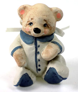 Figurine | Cast Art Bear