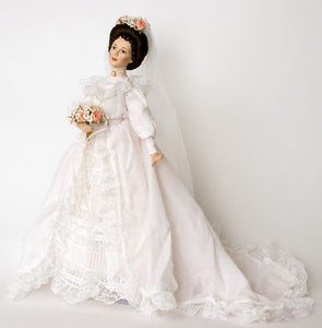 Dolls |  Georgetown Dolls Catherine Bride Doll