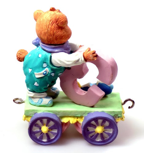 Collectibles | Cherished Teddies Figurine Age 3 Train