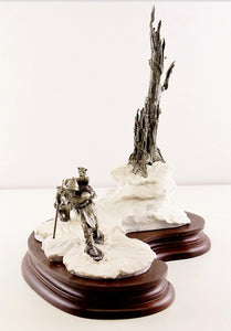 Collectibles | Chillmark Pewter Jeremiah Smith Figurine Sculpture