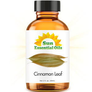Health and Fitness | Cinnamon Leaf Essential Oil