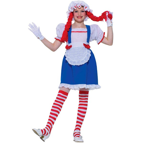 Dollsite | Rag Doll Child Costume