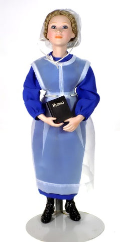 Danbury Mint Dolls Amish Bride available at One Great Shop