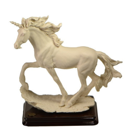 Figurines | Unicorn Dear Sculpture