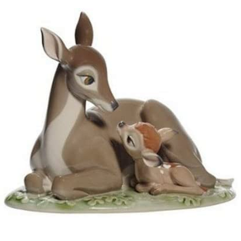 Nao by Lladro Collectible Porcelain Figurine Bambi from the Nao Disney Collection