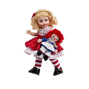 Dollsite | Madame Alexander Raggedy Ann and Me