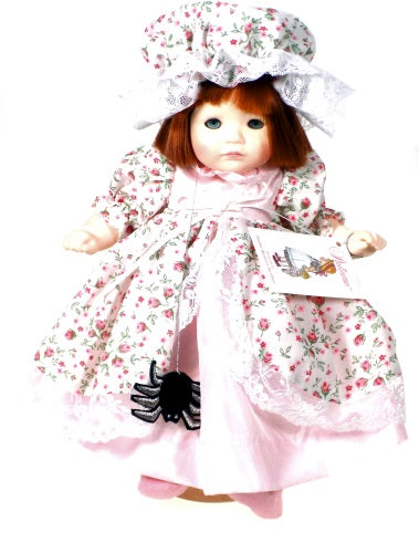 Dolls by Pauline Little Miss Muffet Nursery Rhymn Doll
