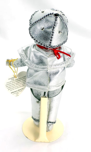 Effanbee Dolls Patsyettte Tin Man Doll Wizard of Oz