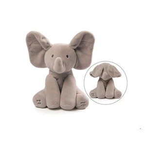 Plush | Animated Flappy The Elephant Plush Toy