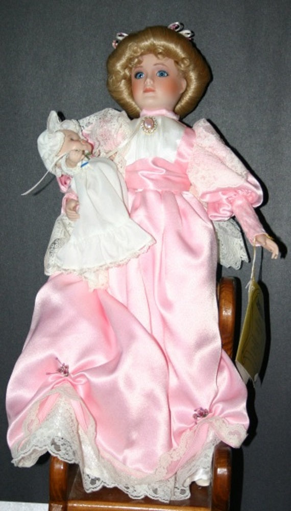 Dolls | Seymour Mann Collectible Doll Mother and Child