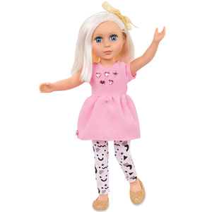 Glitter Girls Dolls by Battat | Elula  Posable Fashion Doll