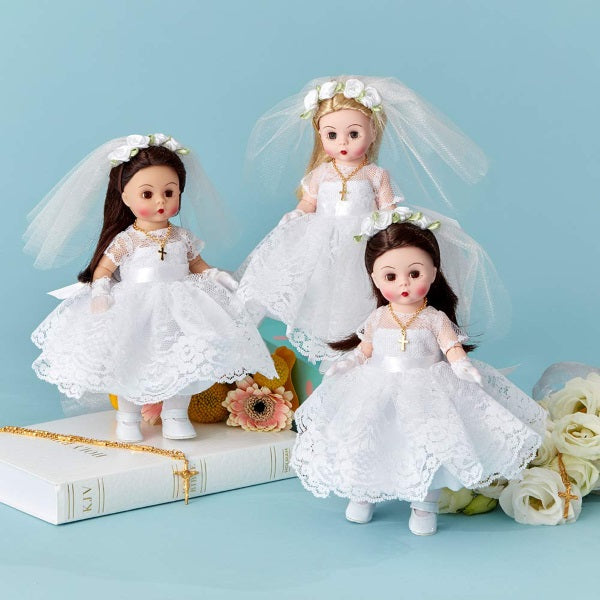 Dolls |  Madame Alexander First Communion Dolls