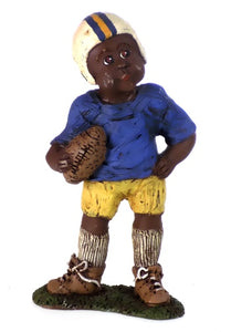Collectibles | Black Americana Football Player African American