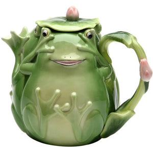 Collectibles | Fairy Frog Porcelain Teapot