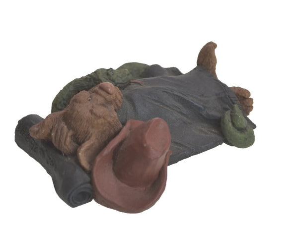 Figurine | Frumps Sleeping Mouse