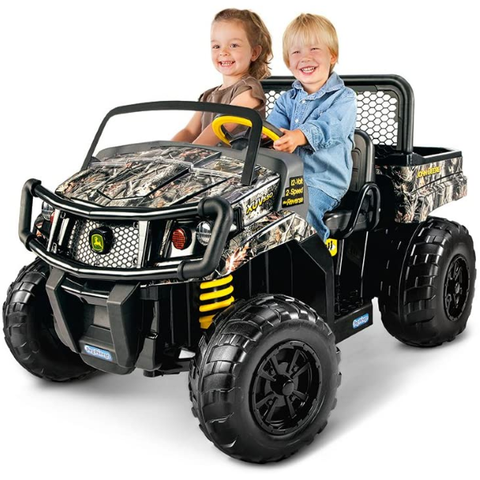 Peg Perego John Deere Gator Ride On for Children