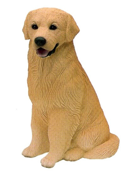 Figurine | Dog Golden Retriever Sculpture