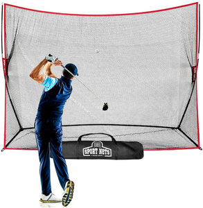 Golf Accessories | Golf Net Perfect Golf Practice Net for Indoor Outdoor Golf Practice
