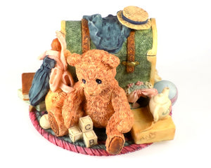 Whimsical Bears | Grandma's Attic Balderdash Figurine