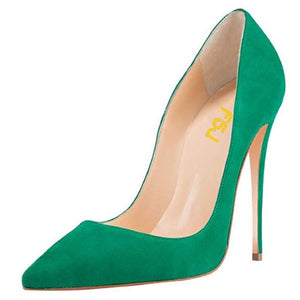 Sexy Shoes Pleaser Green Heels