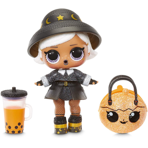 L.O.L. Surprise! Spooky Sparkle Witchay Babay 7 Surprises Including Glow in The Dark Doll