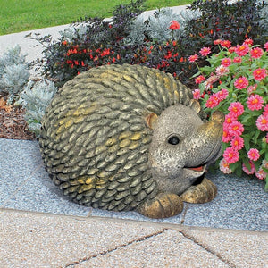 Garden Statues | Hedgehog Garden Animal Statue