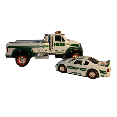 Hess Toy Truck and Racing Car