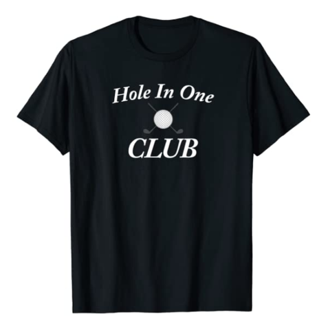 Golf Clothes | Hole In One Golf Club Shirt