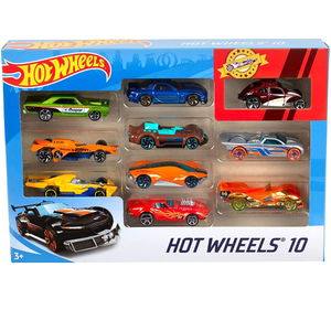 Diecast |  Hot Wheels 10-Pack