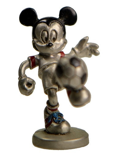 Collectibles | Disney Mickey Mouse Pewter Soccer Player
