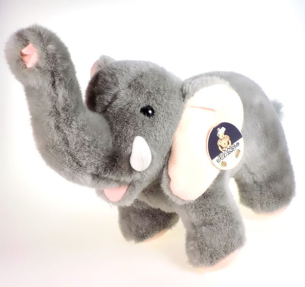 Plush | Stuffed 18 Inch Elephant Animal