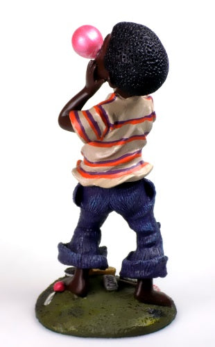 Collectibles | Black Americana Jazzy Bubble Figurine