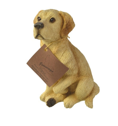 Dog Figurines | Yellow Lab