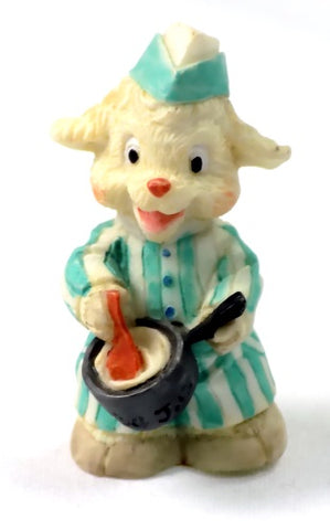 Figurine | Lamb Cook Shop today at One Great Shop