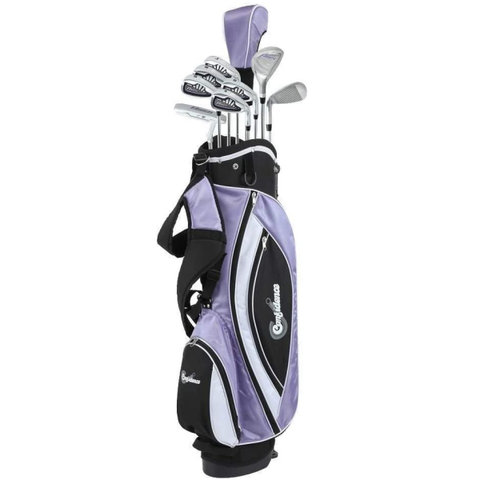 Confidence LADY POWER III Golf Club Set & Stand Bag | AimRite Golf