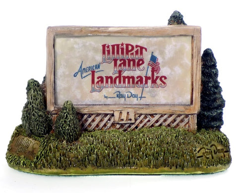 Collectibles | Lilliput Lane Cottages Sign of the Times