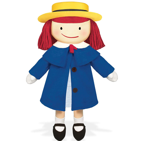 Madeline Doll Collection | Classic Madeline Soft Stuffed Plush Toy Doll