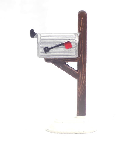 Christmas Village Mailbox Accessory