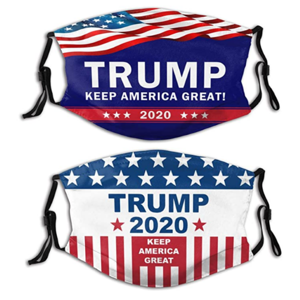 Trump Keep America Great 2020 Mask