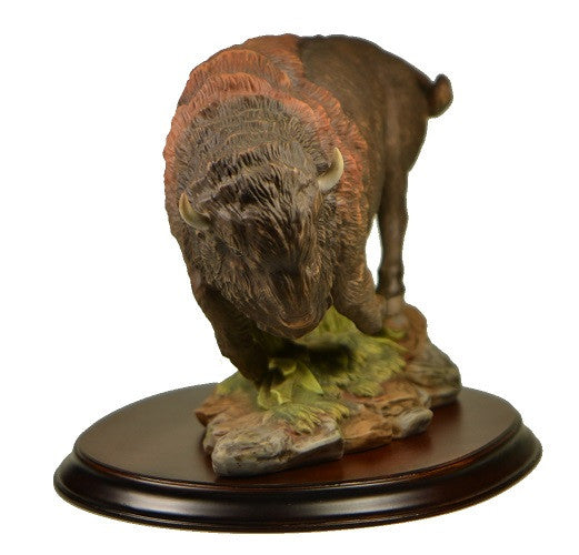 Figurines | Maruri Buffalo Bison Sculpture NP-9307