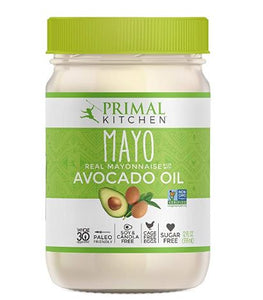 Primal Kitchen Avocado Oil Mayo, Gluten and Dairy Free Paleo Approved