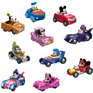 Fisher-Price Disney Mickey & the Roadster Racers, Hot Rod 10-Pack