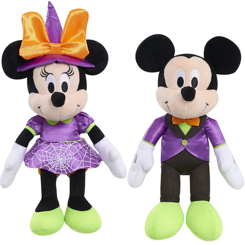Collectibles | Disney Halloween Bean Plush Mickey and Minnie