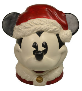 Christmas Mickey Mouse Head Musical Jingle Bell Rock