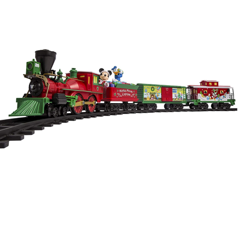 Lionel Disney Mickey Mouse Express Battery-powered Model Train Set